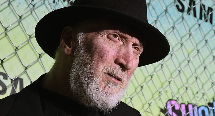 Frank Miller in 2016 (Ilya S. Savenok/Getty Images for Samsung)