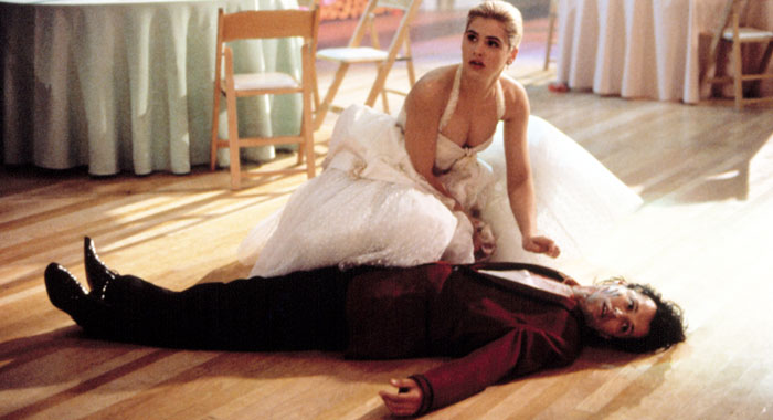 Kristy Swanson in Buffy The Vampire Slayer (20th Century Fox Film Corp./courtesy Everett Collection)