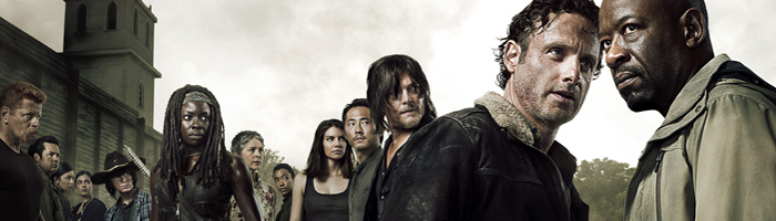 The Walking Dead, season 6 key art (Courtesy of AMC)