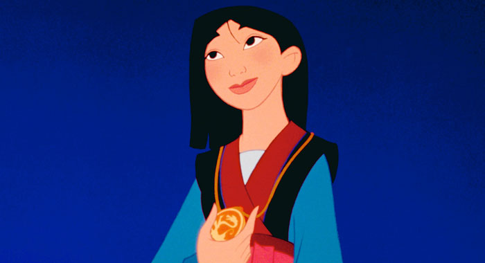 Ming-Na Wen in Mulan (Buena Vista Pictures/Courtesy Everett Collection)