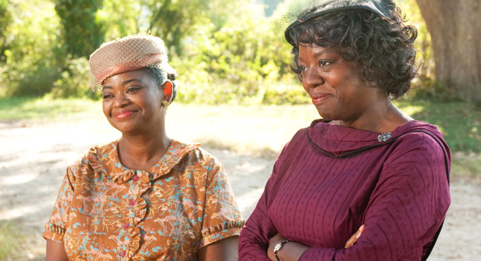 Octavia Spencer and Viola Davis in The Help (Walt Disney Studios Motion Pictures/Courtesy Everett Collection)