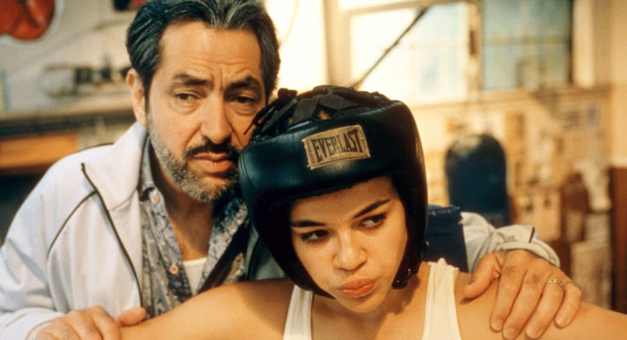 Michelle Rodriguez in Girlfight (Screen Gems/courtesy Everett Collection)