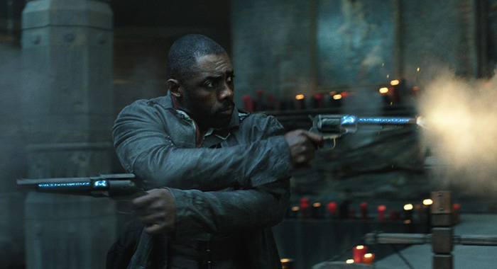 Idris Elba in The Dark Tower (Columbia Pictures)