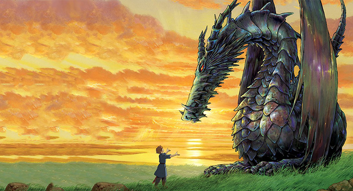 Tales from Earthsea (Buena Vista)