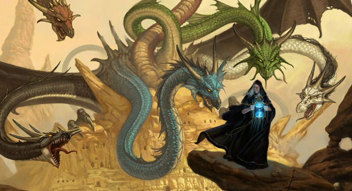 Dragons of the Hourglass Mage book cover (Wizards of the Coast)