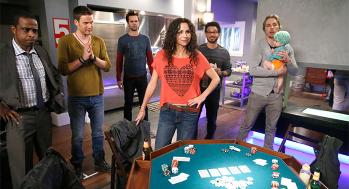 "About a Boy episode ""About a Poker Night"" (NBC)"