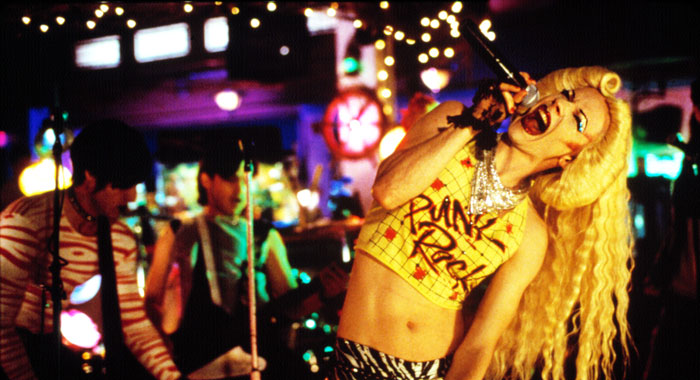 John Cameron Mitchell in Hedwig and the Angry Inch (Fine Line Features/courtesy Everett Collection)