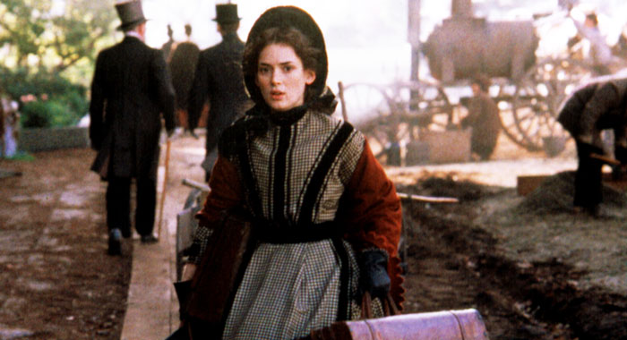 Winona Ryder in Little Women (Columbia/courtesy Everett Collection)