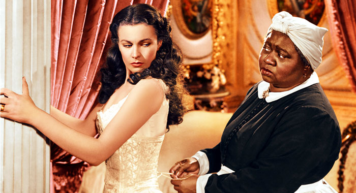 Vivien Leigh in Gone With The Wind (Everett Collection)