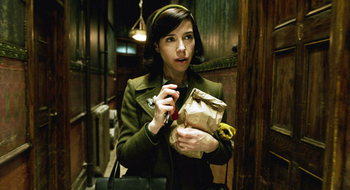 Sally Hawkins in The Shape of Water (Fox Searchlight Pictures. All Rights reserved. /Courtesy Everett Collection)