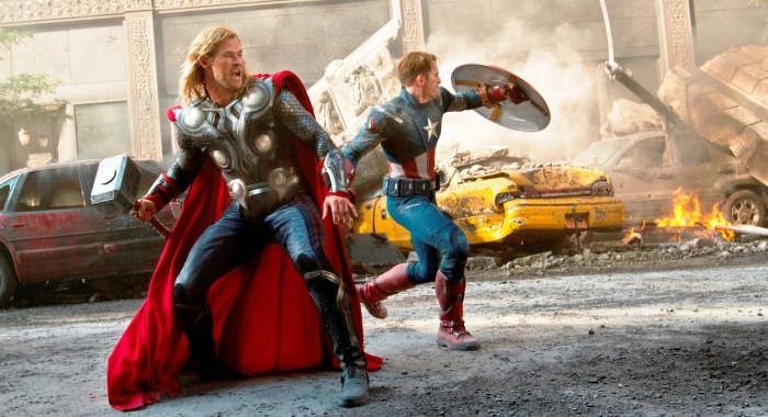 18 Amazing Tomatometer Stats for the Marvel Cinematic