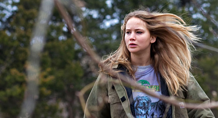 Jennifer Lawrence as Ree, Winters Bone (Roadside Attractions)