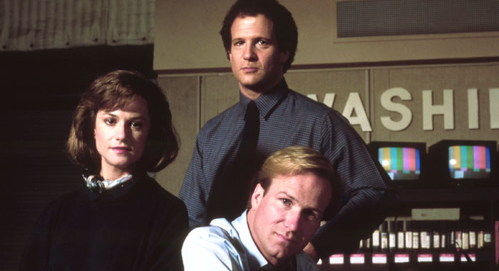 BROADCAST NEWS, Holly Hunter (20th Century Fox)