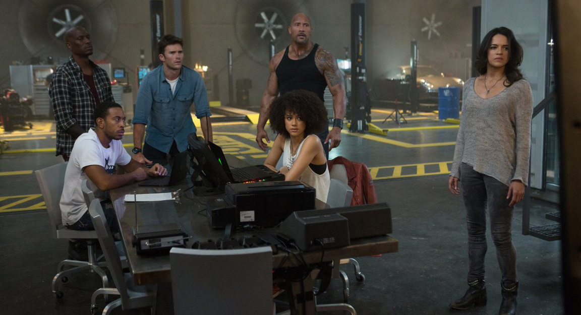 The Fate of the Furious (Universal Pictures)
