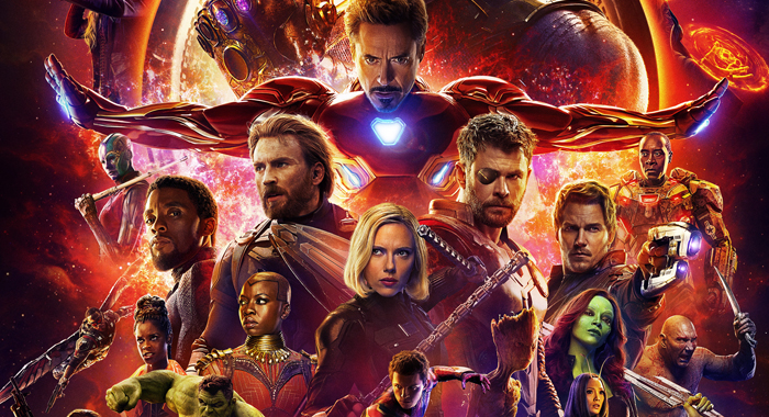 Careful internet observers may have stumbled across some Avengers 4 concept  art revealing a team roster obvious to anyone who has seen Avengers   Infinity ... f776c15ccb1