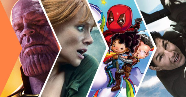 Summer Movie Guide 2018