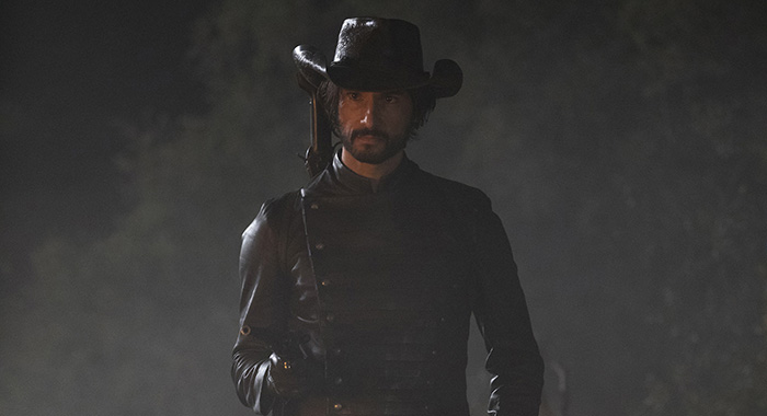 Westworld Episode 12 (season 2, episode 2), debut 4/29/18: Rodrigo Santoro. photo: John P. Johnson/HBO
