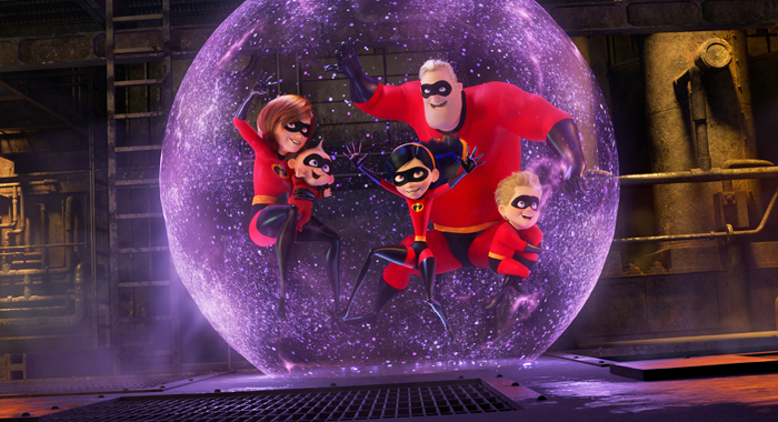 Incredibles 2 (Disney/Pixar)
