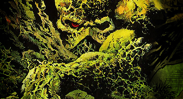 Swamp Thing (DC Entertainment)