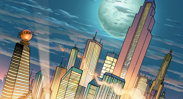 Metropolis (DC Entertainment)
