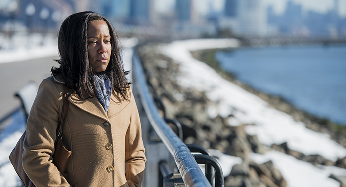 Seven Seconds Season 1 EPISODE5 PHOTO CREDIT JoJo Whilden / Netflix PICTURED Regina King