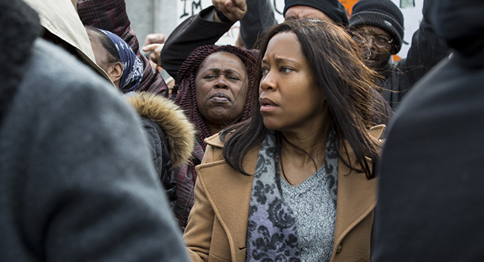 Seven Seconds SEASON Season 1 EPISODE 7 PHOTO CREDIT Cara Howe / Netflix PICTURED Regina King