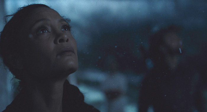 Westworld Episode 13 (season 2, episode 3), debut 5/6/18: Thandie Newton. photo: HBO