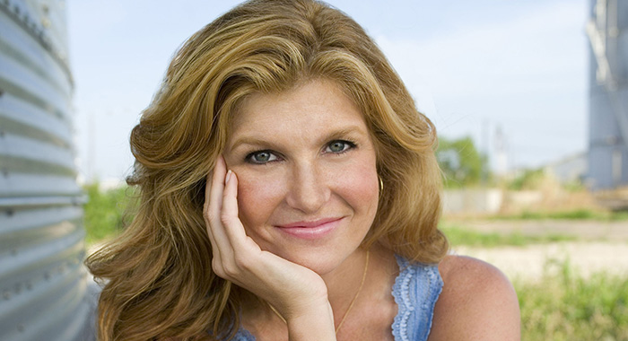 FRIDAY NIGHT LIGHTS -- Season 1 -- Pictured: Connie Britton as Tami Taylor (Photo by Virginia Sherwood/NBC/NBCU Photo Bank via Getty Images)