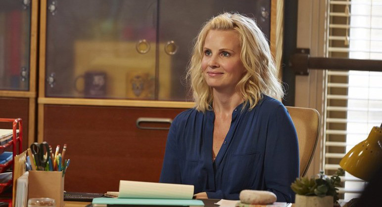 Parenthood's Monica Potter (NBC)