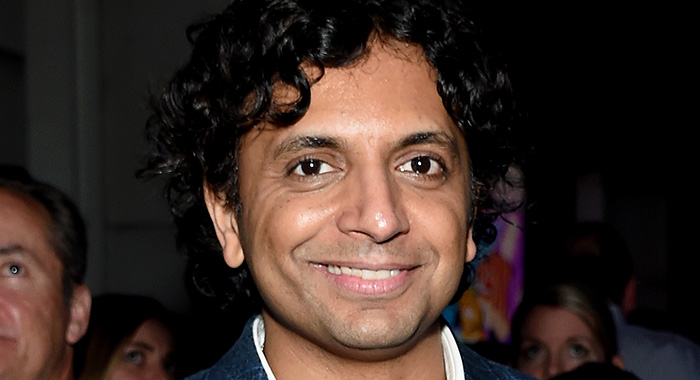 NEW YORK, NY - MAY 18: Director M. Night Shyamalan attends the 2016 Adult Swim Upfront Party on May 18, 2016 in New York City. (Photo by Jamie McCarthy/Getty Images for Adult Swim)