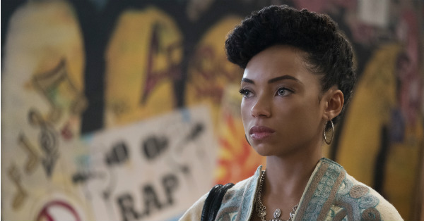 What to Watch With <em>Dear White People</em> Star Logan Browning