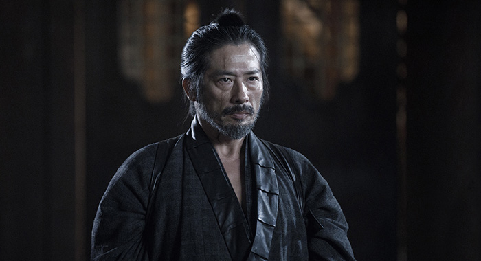 Westworld Episode 15 (season 2, episode 5), debut 5/20/18: Hiroyuki Sanada. photo: John P. Johnson/HBO