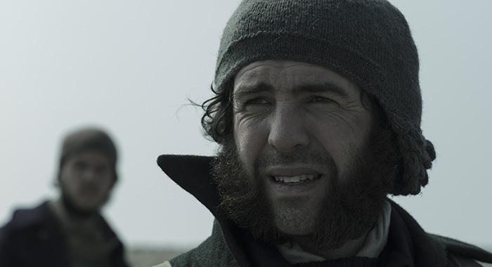 Paul Ready as Dr. Henry Goodsir - The Terror _ Season 1, Episode 9 - Photo Credit: Aidan Monaghan/AMC