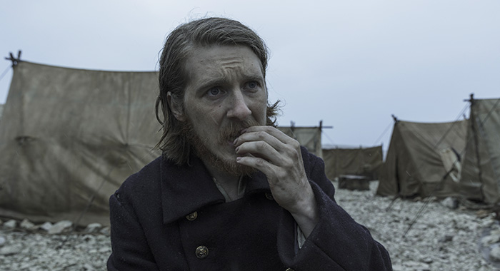 Adam Nagaitis as Cornelius Hickey - The Terror _ Season 1, Episode 9 - Photo Credit: Aidan Monaghan/AMC
