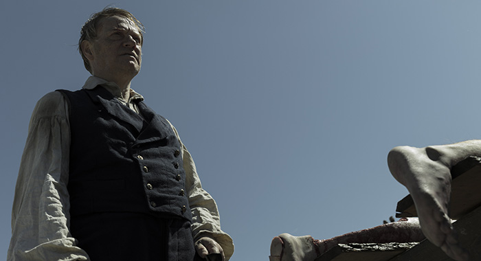 Jared Harris as Francis Crozier - The Terror _ Season 1, Episode 10 - Photo Credit: Aidan Monaghan/AMC