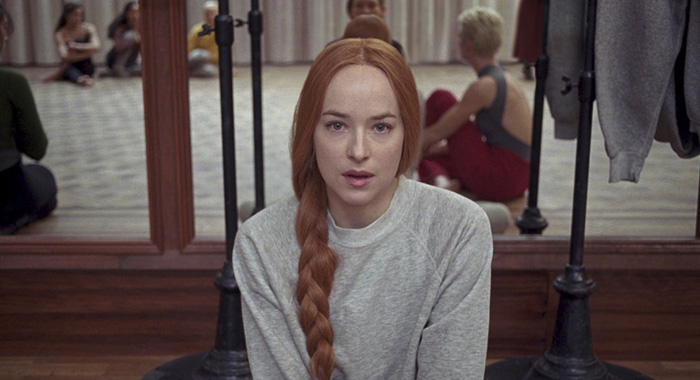 Suspiria stars Dakota Johnson (Amazon Studios)