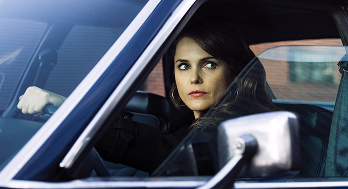 THE AMERICANS -- Pictured: Keri Russell as Elizabeth Jennings. CR: James Minchin/FX
