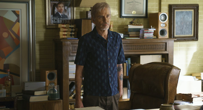Billy Bob Thornton in Goliath (Amazon)