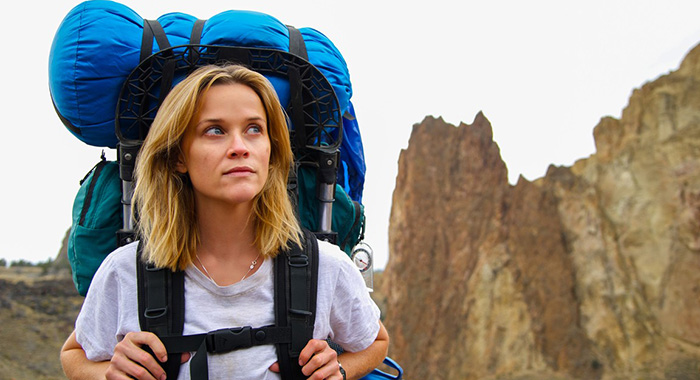 Reese Witherspoon in Wild (20th Century Fox)