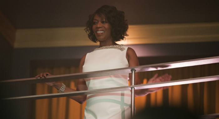 Marvel's Luke Cage SEASON Season 2 EPISODE 10 PHOTO CREDIT Cara Howe/Netflix PICTURED Alfre Woodard