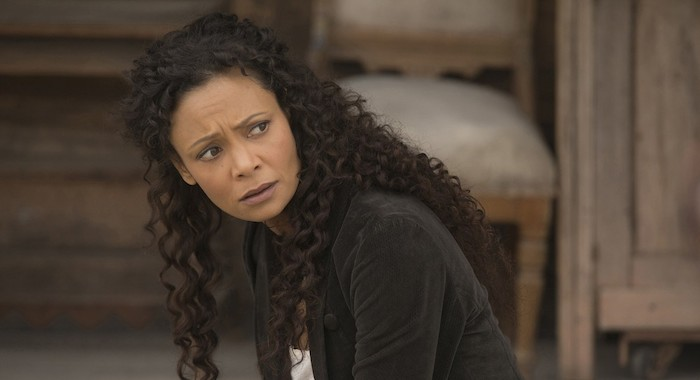 Westworld Episode 16 (season 2, episode 6), debut 5/27/18: Thandie Newton. photo: John P. Johnson/HBO