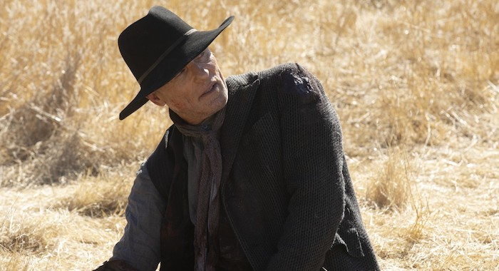 Westworld Episode 20 (season 2, episode 10), debut 6/24/18: Ed Harris. photo: John P. Johnson/HBO