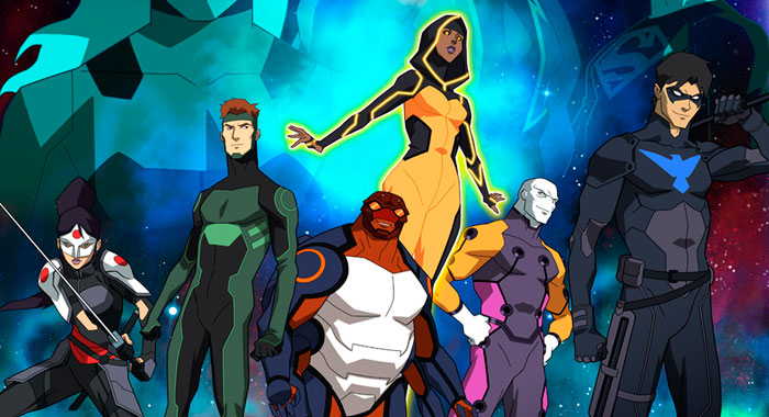 Young Justice Outsiders (DC Universe)