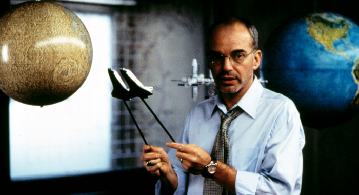 Billy Bob Thornton in Armageddon