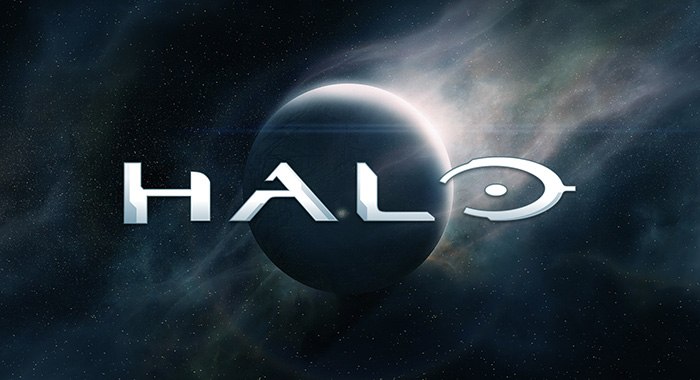 Halo tv series logo (Showtime)