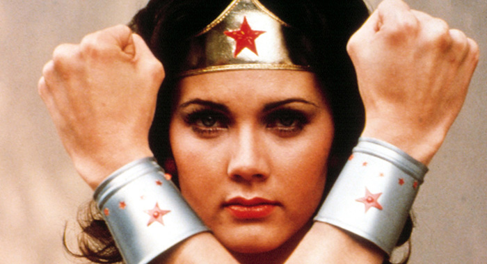 WONDER WOMAN, Lynda Carter, 1976-79 (Everett Collection)