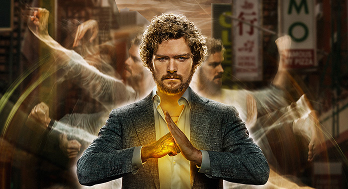 Iron Fist season 1 keyart (Netflix)
