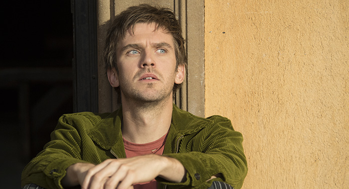"LEGION -- ""Chapter 18"" - Season 2, Episode 10 (Airs Tuesday, June 5, 10:00 pm/ep) -- Pictured: Dan Stevens as David Haller. CR: Suzanne Tenner/FX"