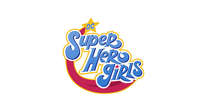 DC Super Hero Girls logo (Warner Bros. Animation)