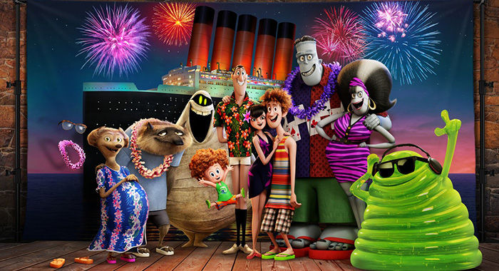 Hotel Transylvania 3 (Columbia Pictures / Sony Pictures Animation)